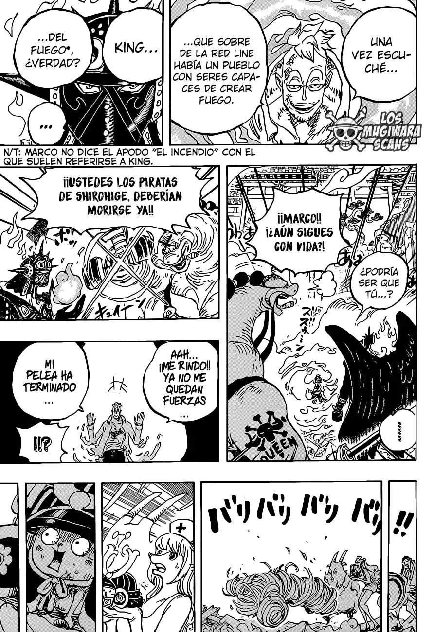 One Piece Capitulo 1022, image №14