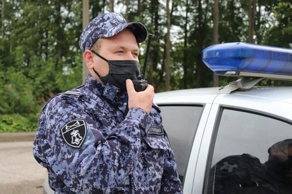 В Волжске Росгвардия задержала 23-летнего угонщика