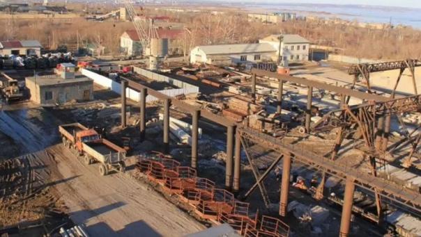 Бетонный завод в Сызрани выставили на продажу за 1...