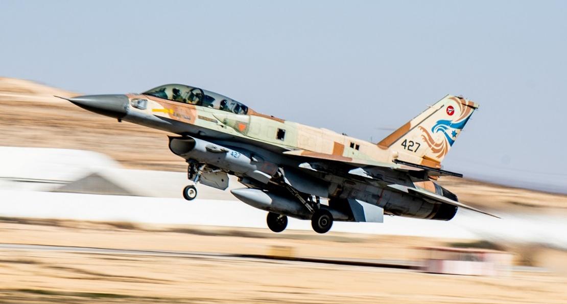 Израильский самолет