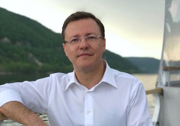 Губернатор Самарской области поздравил земляков с ...