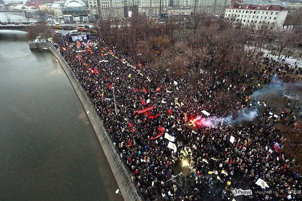 Митинг против фальсификации выборов в Госдуму 10 д...