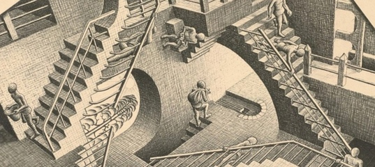 Литографии и гравюры Маурица Эшера в высоком разрешении выложены в открытый доступ