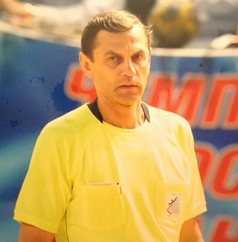Игорь Чернега