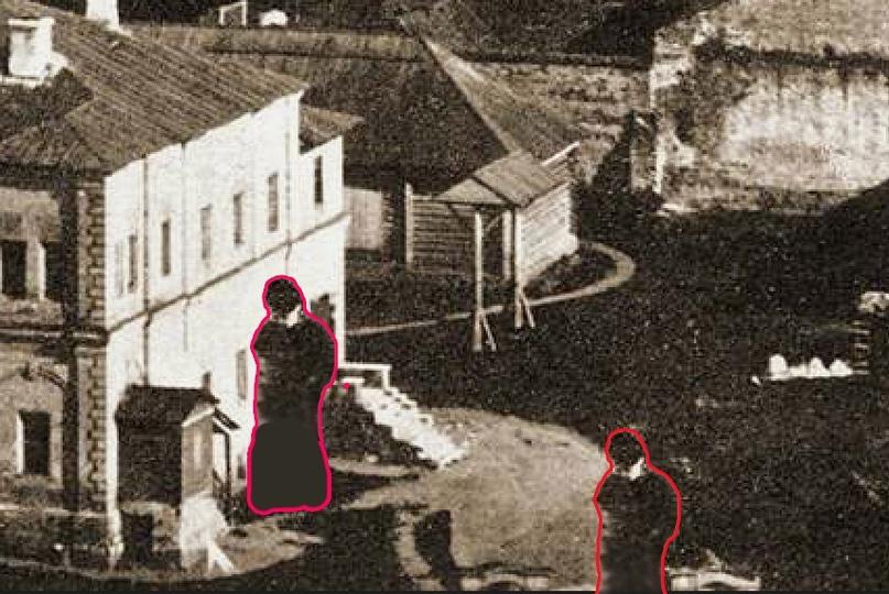 Москва без людей в 1867 году. Где все люди?, изображение №45