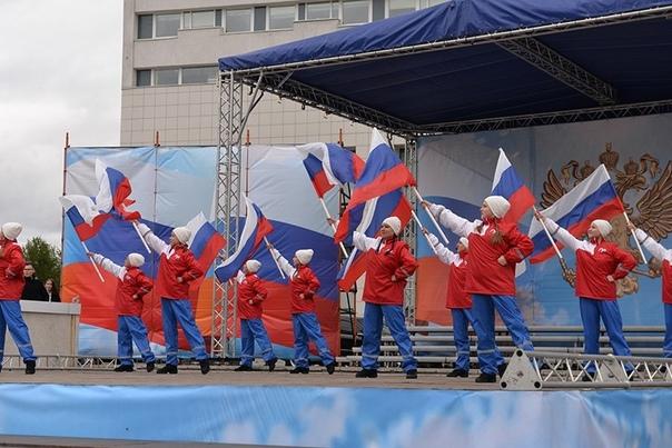 12 июня в Мурманске пройдет народное гулянье, посвященное Дню России.