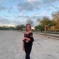 Личная фотография Алины Марковой