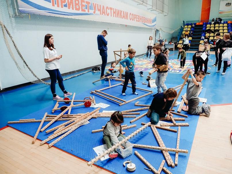 Семейная игротека Конструктория, Тюмень, 16 ноября 2019 - 39