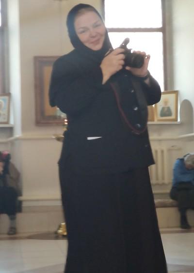 Евгения Цивцивадзе