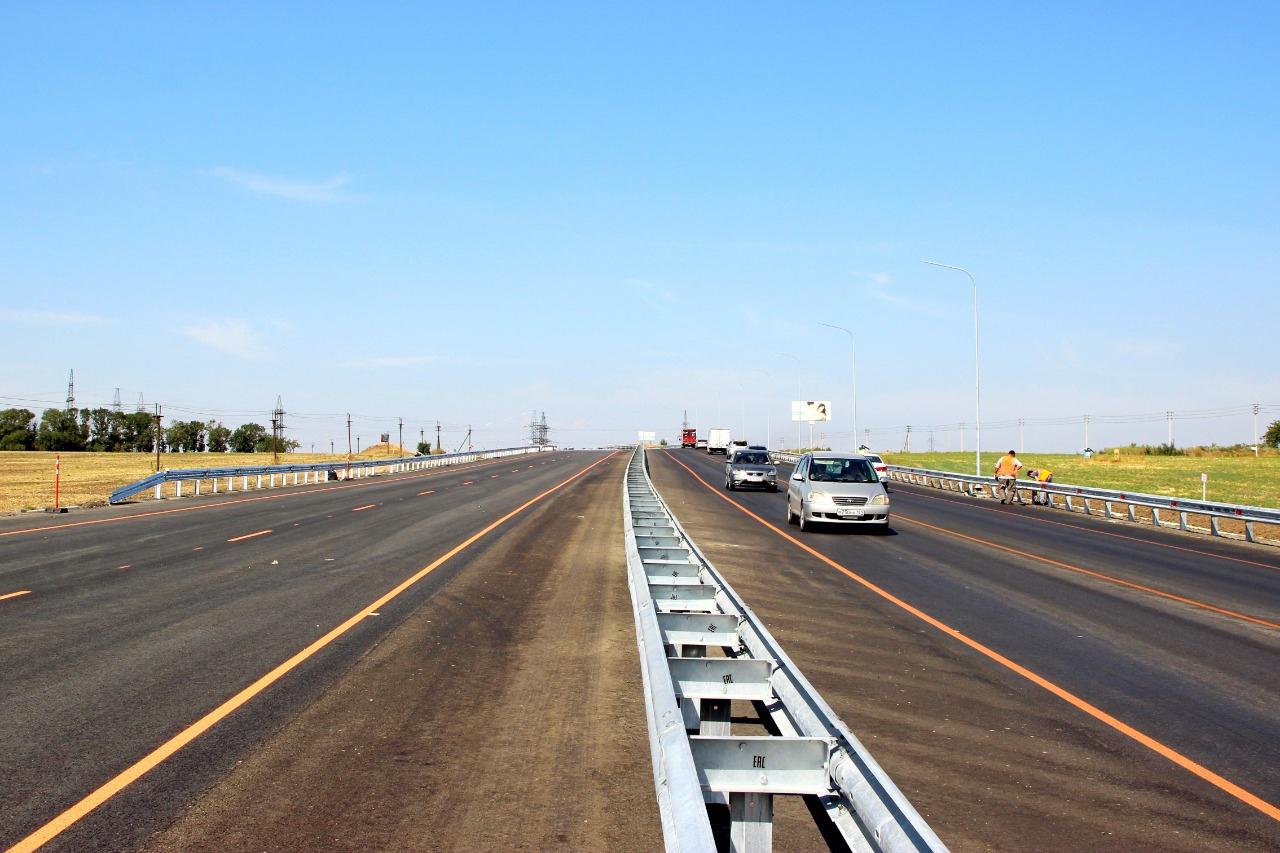 На трассе А-280 Ростов-Таганрог до конца лета изменится схема движения