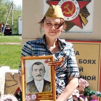 Абдуллина Фаягуль (Бахтигареева)