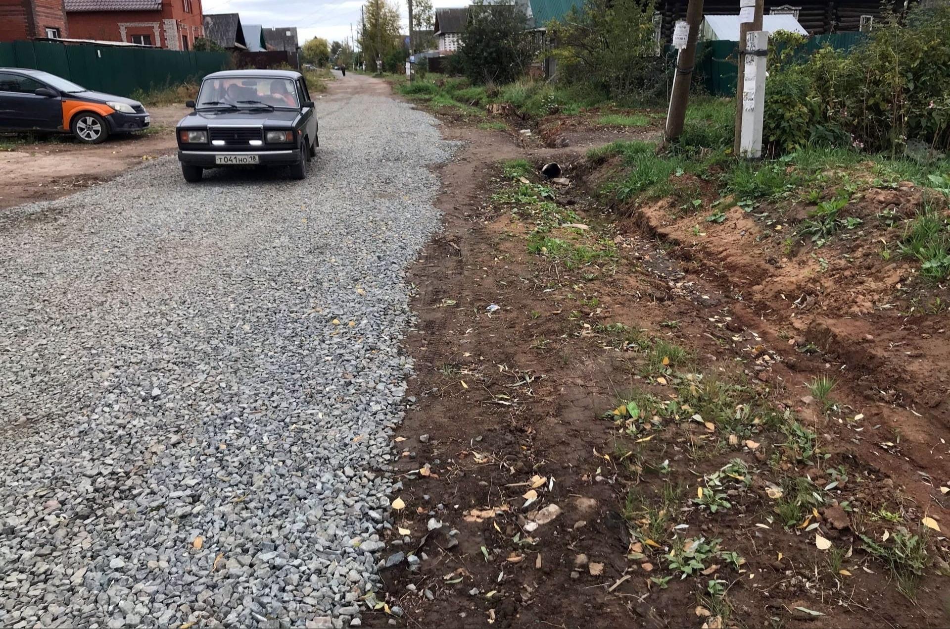 Депутаты города Можги обеспокоены состоянием улиц с