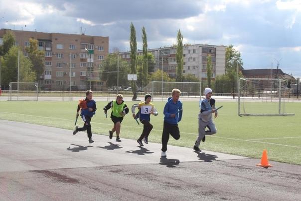 На стадионе в третьем микрорайоне прошла легкоатле...