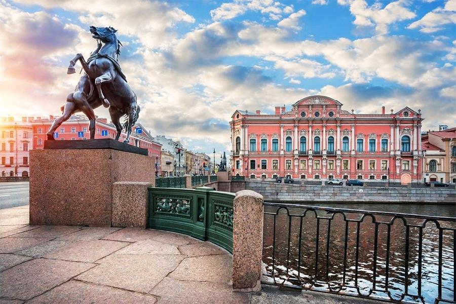 2022-09, Туры в Санкт-Петербург в сентябре, 5 дней (N)