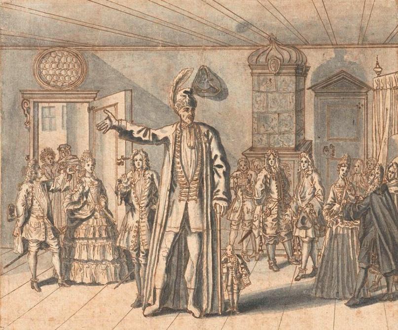 Сообщается, что гигант Даниэль Каханус смог зажечь свою трубку уличным фонарем. Однажды он ободряюще похлопал кого-то по спине, после чего его почти пришлось реанимировать. Долгое время очень большие ступни назывались «стопами Каяна». Точно известно, что он приехал из Финляндии, был ростом 2,60 метра и умер в Харлеме в 1749 году в возрасте 46 лет.