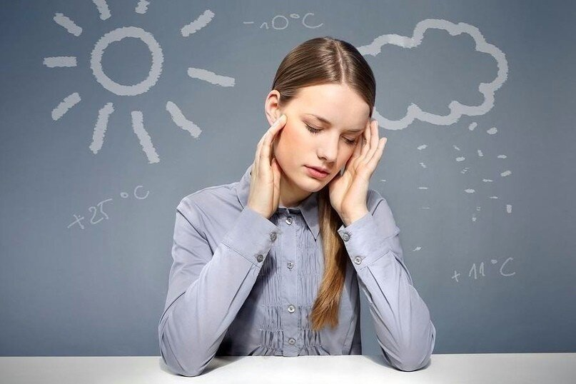 Eсли голова болит от погоды: 7 простых советов
