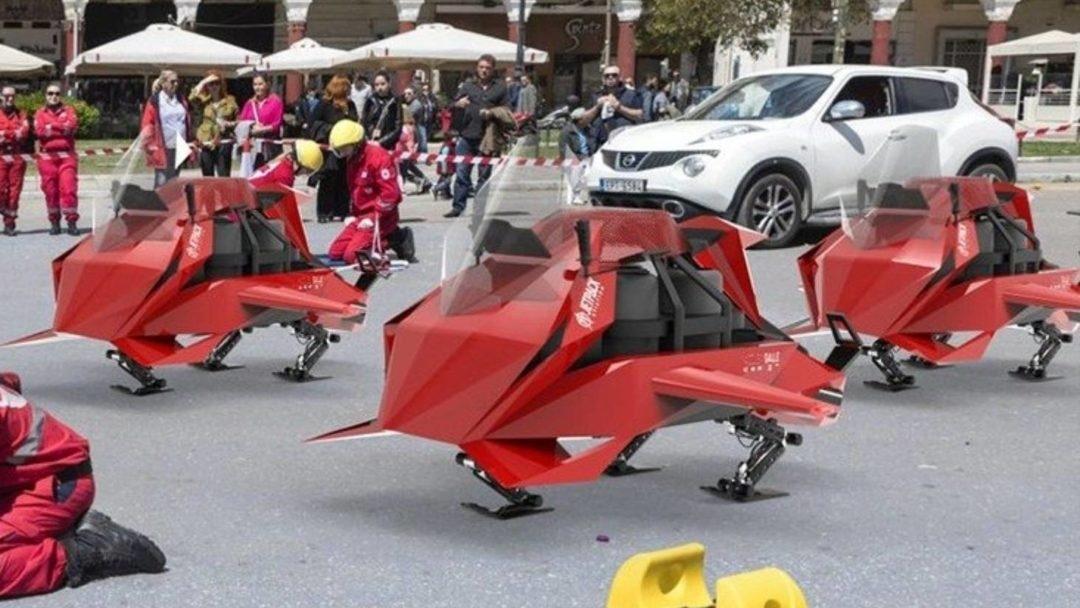 JetPack Aviation анонсировали предзаказ летающих мотоциклов