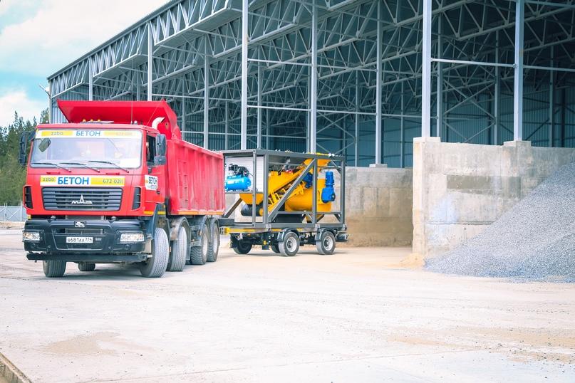 Купил мобильный бетонный завод MCP-20 и сдал его в аренду – профит бетонного бизнеса!, изображение №4
