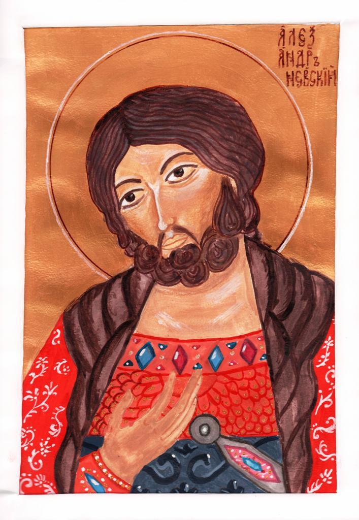 Якутская епархия подвела итоги конкурса «Александр Невский: воин, князь, святой», изображение №1