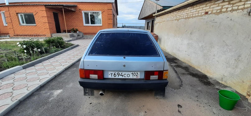 Купить ваз 2109 2002 года выпуска. | Объявления Орска и Новотроицка №23628