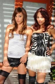 Мелани и Валерия
