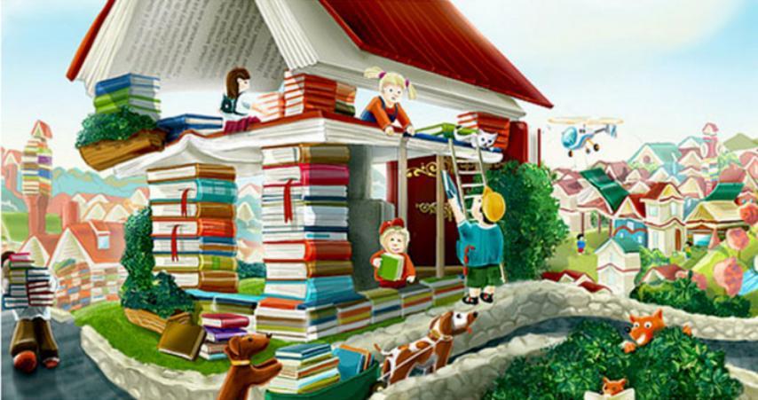 «Волшебный мир библиотеки»