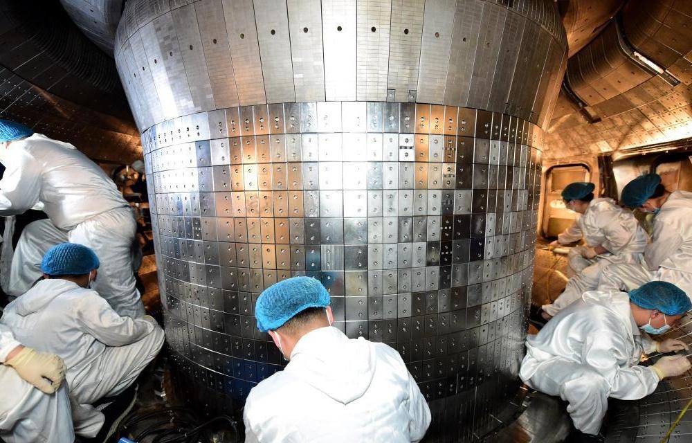 Китайский токамак установил новый мировой рекорд по времени удержания плазмы