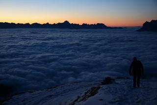 Рассвет в горах – это самое доброе утро!