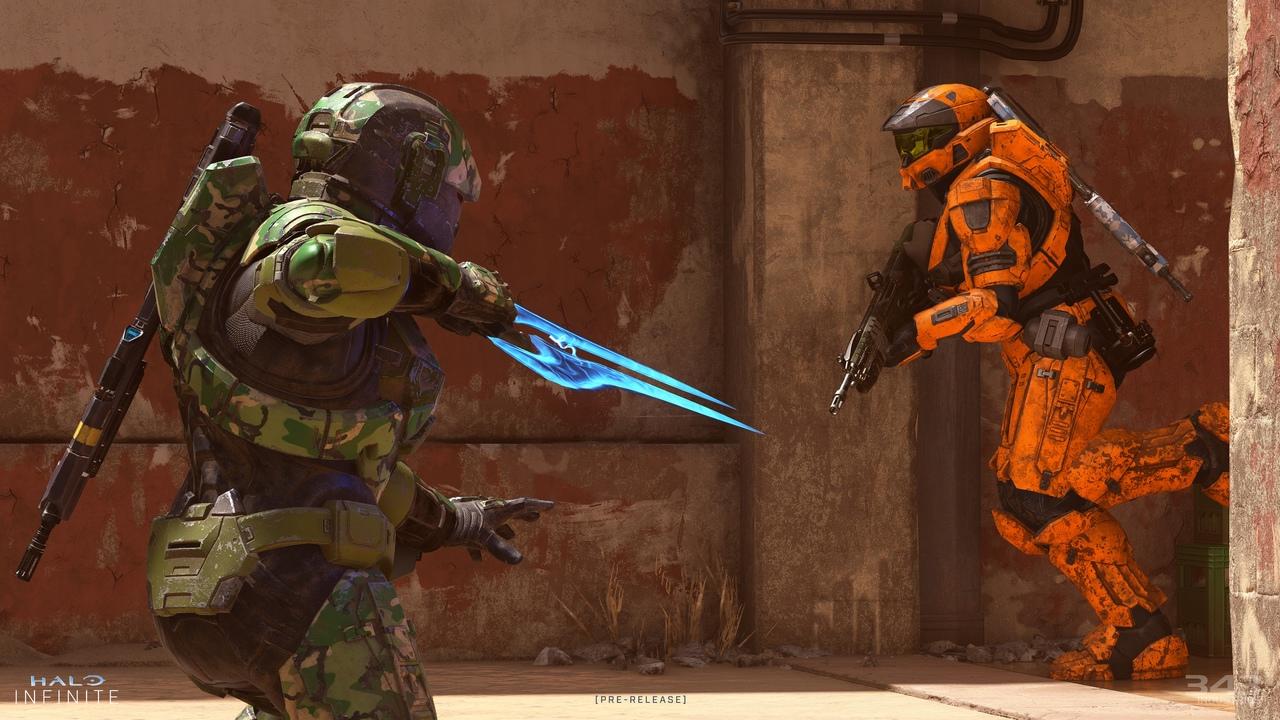 Демонстрация мультиплеера Halo Infinite, изображение №3