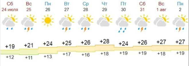 Жара вернется в Ярославскую область: когда