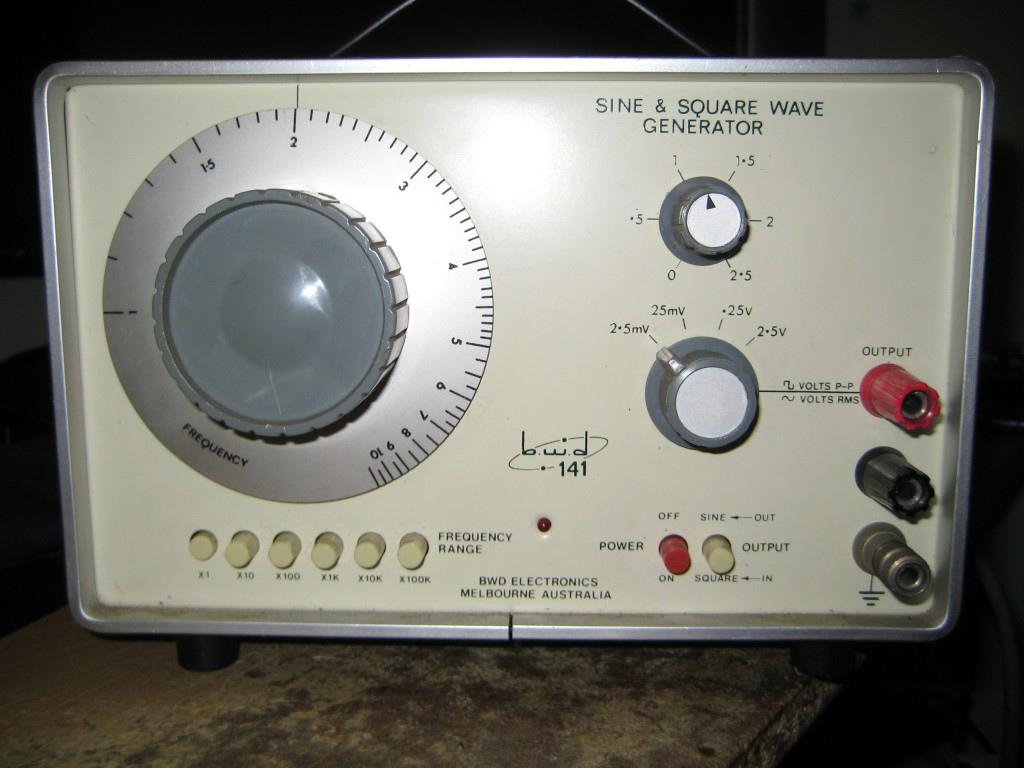 Покупка генераторов сигналов