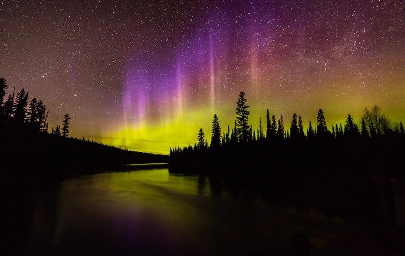 10 лучших мест, где можно увидеть северное сияние — в России и за границей, изображение №2