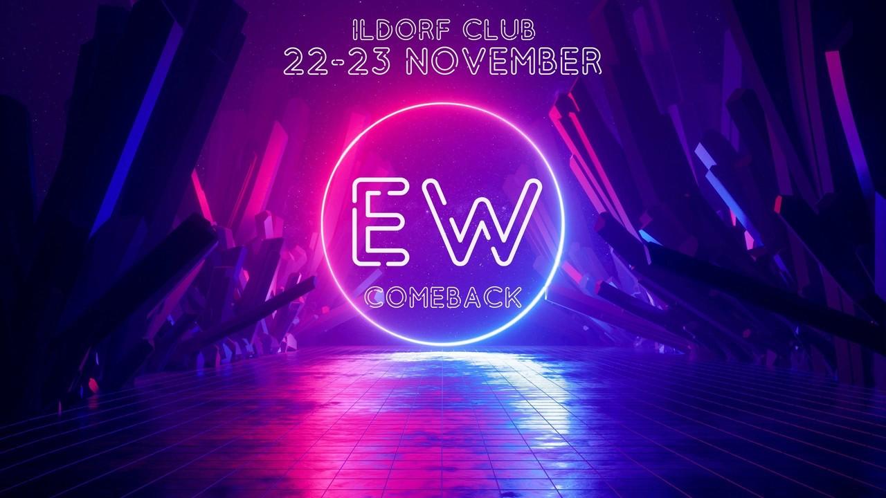 Афиша Нижний Новгород Event Weekend / EW2020