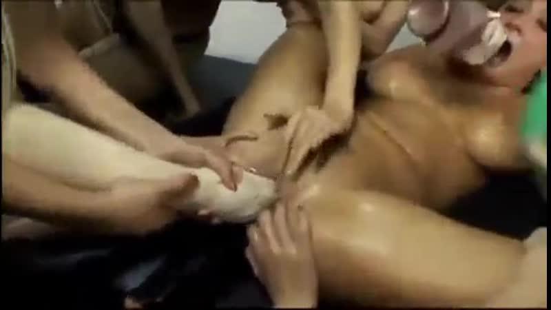 Порно Дилдо Толпой