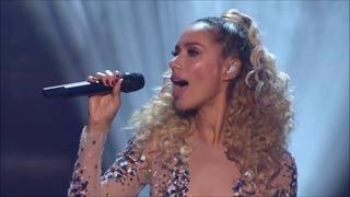 Nicole Richie Speech & Leona Lewis Performance