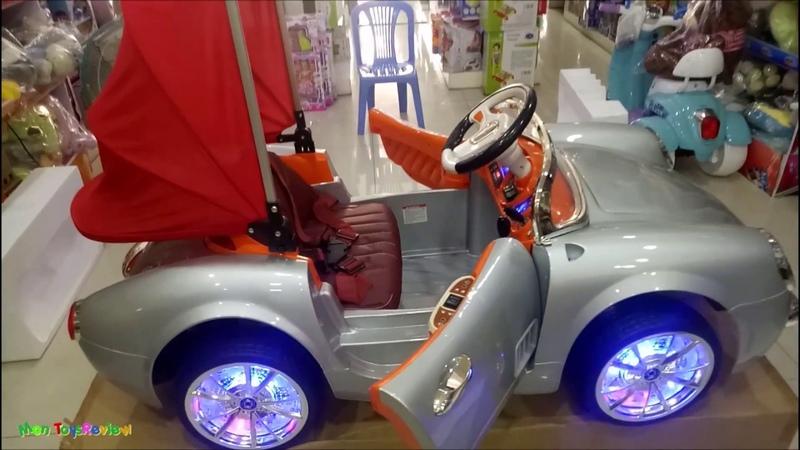 Hướng dẫn lắp ráp xe ô tô điện trẻ em HC-6388 | Installation guide for Kid Ride On Cars HC-6388