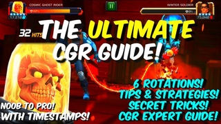 How to CGR Like A GOD (The ULTIMATE Guide) - Marvel Contest of Champions