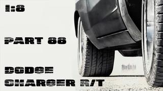 Сборка Dodge Charger R/T Fast&Furious 1:8 от Deagostini - Part88.
