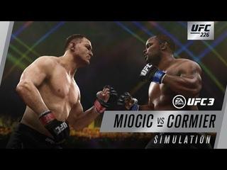 UFC 226   EA SPORTS UFC 3 Simulation – Miocic vs Cormier