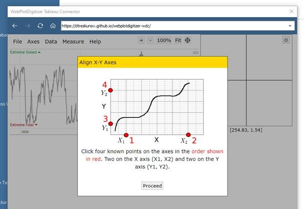 Извлечение данных из графиков при помощи Tableau Web Data Connector (WDC) на примере анализа индекса страха и жадности (Fear and Greed Index), изображение №8