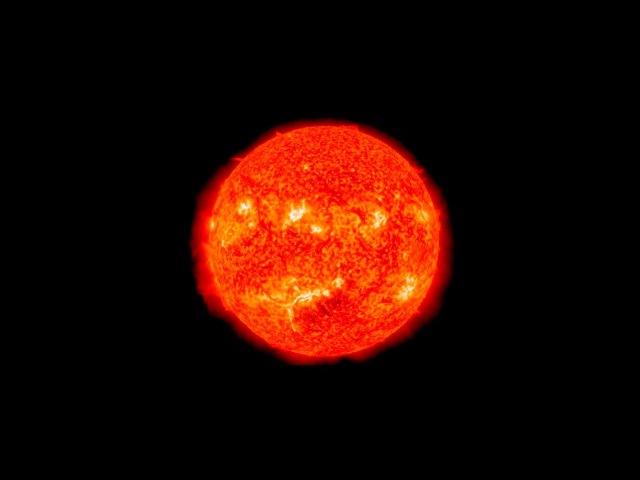 Солнце в обычный телескоп и Nikon P900, а так же солнце у NASA. Плоская земля