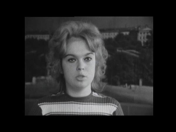 молодые рабочие ЛОМО о выступлении Брежнева