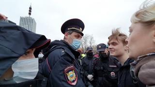Задержание координатора Навального в Архангельске не получилось