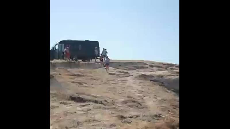 Крым Тарханкут