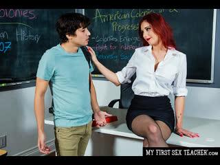 [NaughtyAmerica] Lilian Stone - My First Sex Teacher