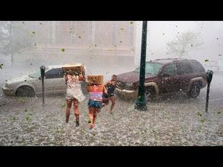 АПОКАЛИПСИС В ИТАЛИИ! Сильный град в Италии, наводнение Италия сегодня, Италия 26-27 июля, шторм