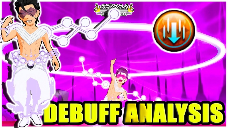 🇺🇸 🇫🇷 🇪🇸 ASKIN'S DEBUFF EXPLAINED HERE'S WHAT YOU SHOULD KNOW 🧐 Bleach Brave Souls