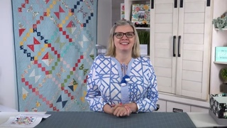 Behind the Seams: Join Kimberly for details on Fat Quarter Shop's brand new Sewcialites Quilt Along!