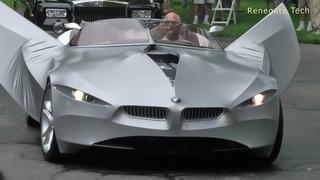 12 Самых необычных машин
