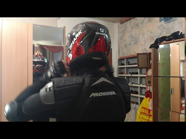 How probikers do their crazy hardcore chores